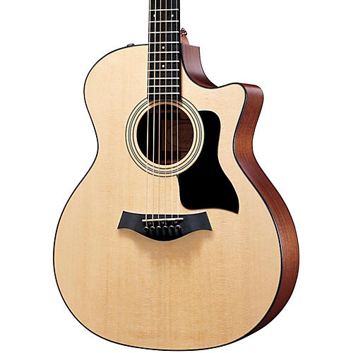 Taylor 314ce  Grand Auditorium Cutaway Acoustic-Electric Guitar Natural