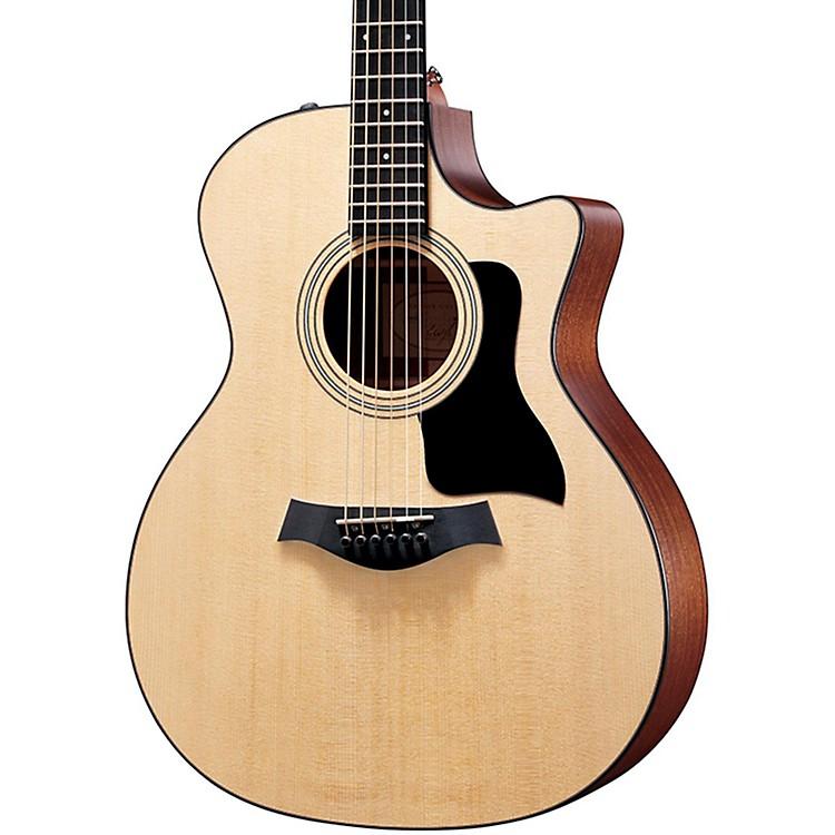 Taylor314ce  Grand Auditorium Cutaway Acoustic-Electric GuitarNatural