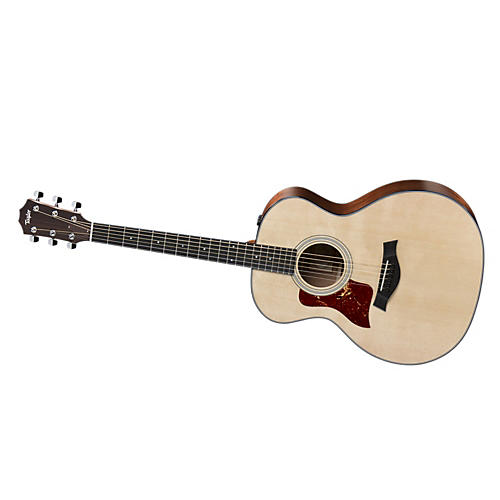 Taylor 314e-L Sapele/Spruce Grand Auditorium Left-Handed Acoustic-Electric Guitar