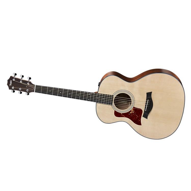 Taylor314e-L Sapele/Spruce Grand Auditorium Left-Handed Acoustic-Electric Guitar
