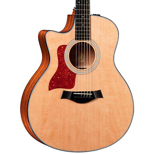 Taylor 316ce-L Sapele/Spruce Grand Symphony Left-Handed Acoustic-Electric Guitar