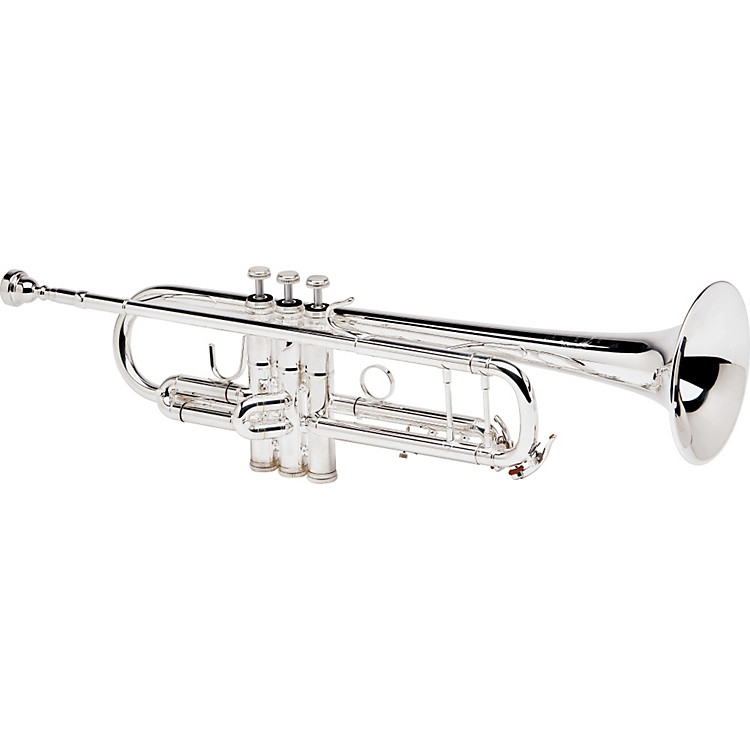 B&S 3172/2-S Challenger II Bb Trumpet Silver