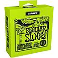 Ernie Ball 3221 Nickel Slinky Electric Guitar Strings 3-Pack thumbnail