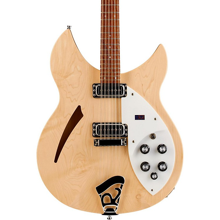 Rickenbacker 330/12 Electric Guitar Mapleglo