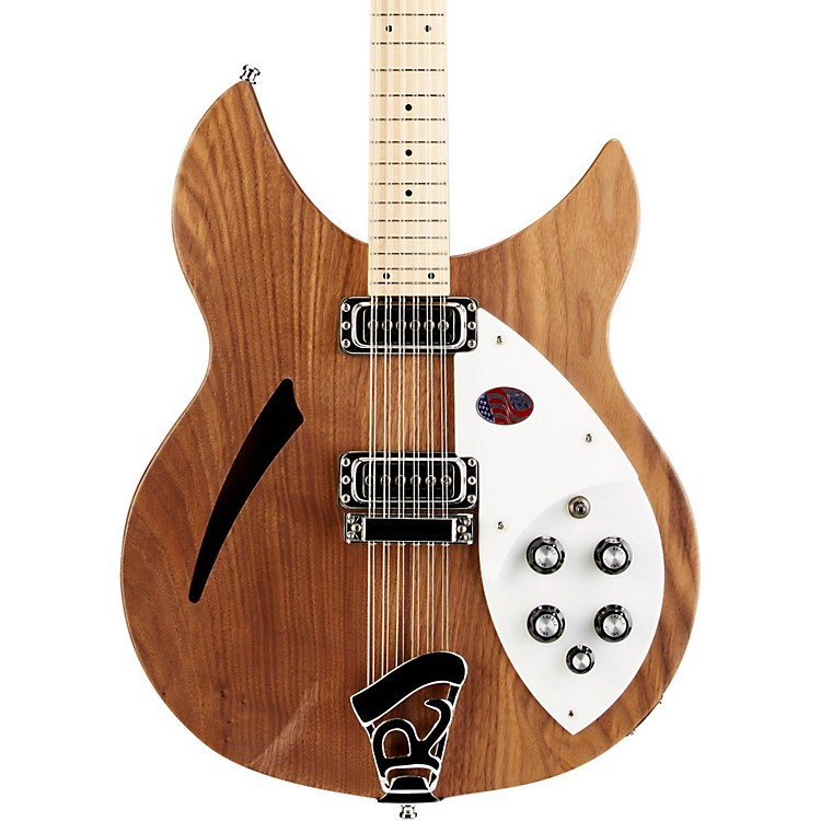 Rickenbacker330/12WNatural Walnut