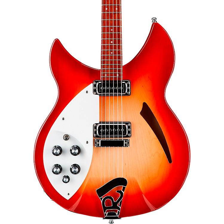 Rickenbacker330 Left-Handed Electric GuitarFireglo