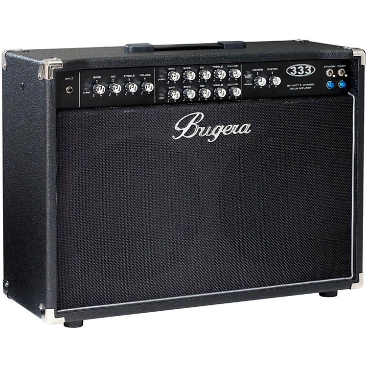 Bugera333-212 Infinium 120W 2x12 Tube Guitar Combo Amp