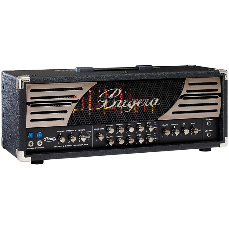 Bugera 333XL 120W 3-Channel Tube Guitar Amp Head
