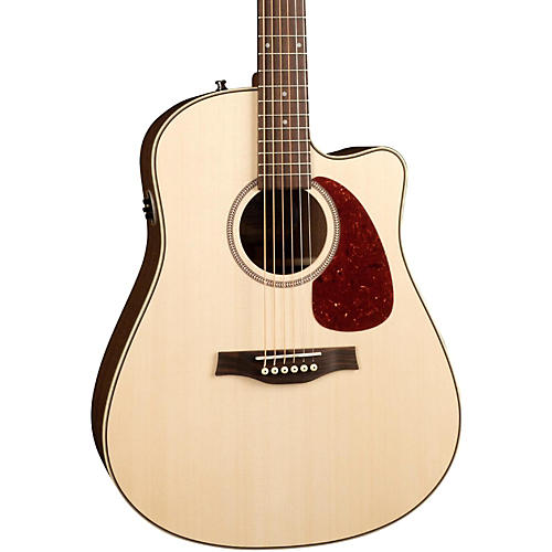 Open Box Seagull 33454 Maritime Dreadnought Acoustic Electric Guitar