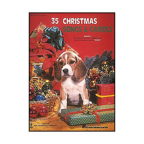 Hal Leonard 35 Christmas Songs And Carols for Big Note Piano-thumbnail