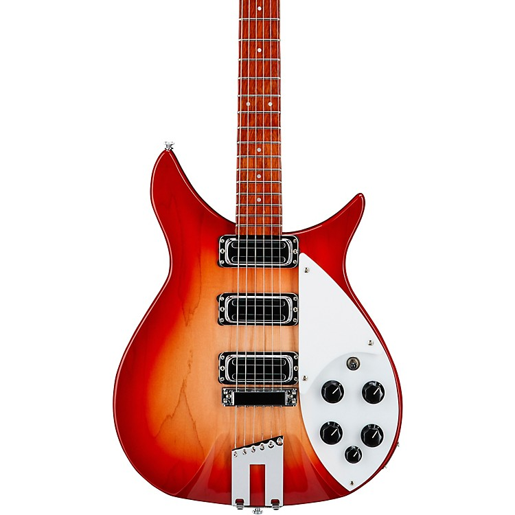 Rickenbacker350V63 Electric GuitarFireglo