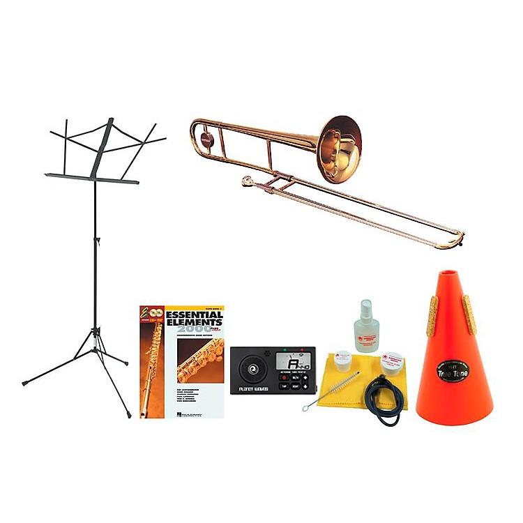 Getzen351 Beginner Student Trombone Bundle