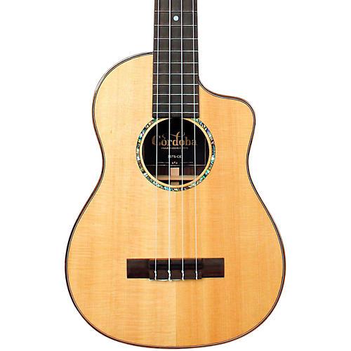 Cordoba 35TS-CE Tenor Acoustic-Electric Ukulele