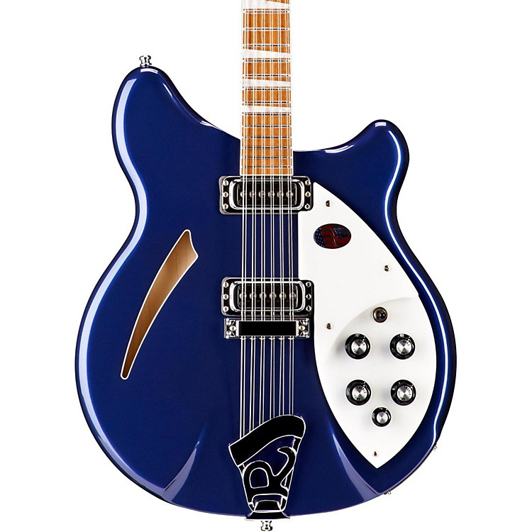 Rickenbacker360 12-String Electric GuitarMidnight Blue