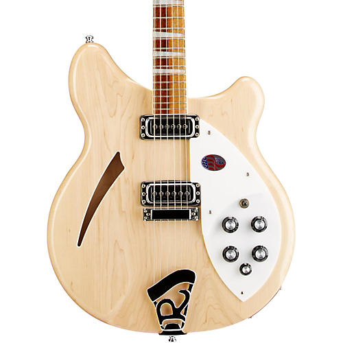 Rickenbacker 360 Electric Guitar Mapleglo