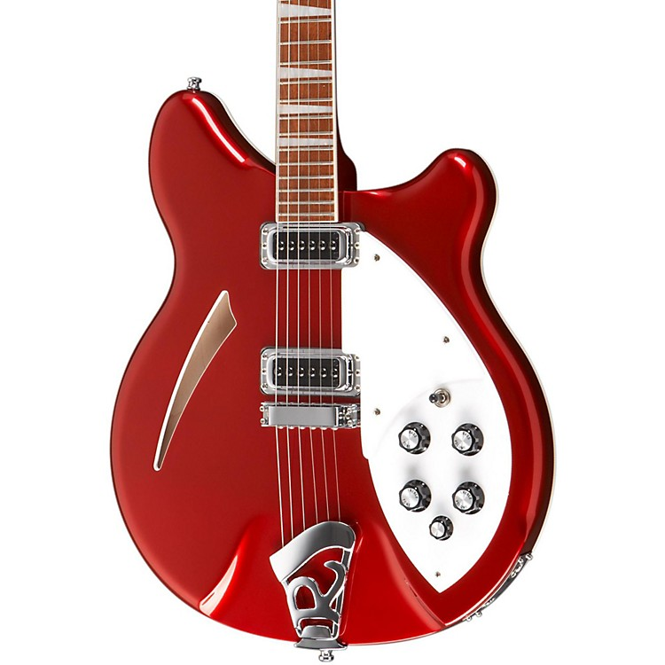 Rickenbacker 360 Electric Guitar Ruby