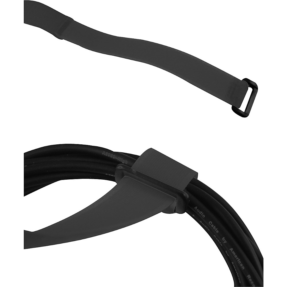 American Recorder Technologies Regrip Reusable Cable Strap 8 In