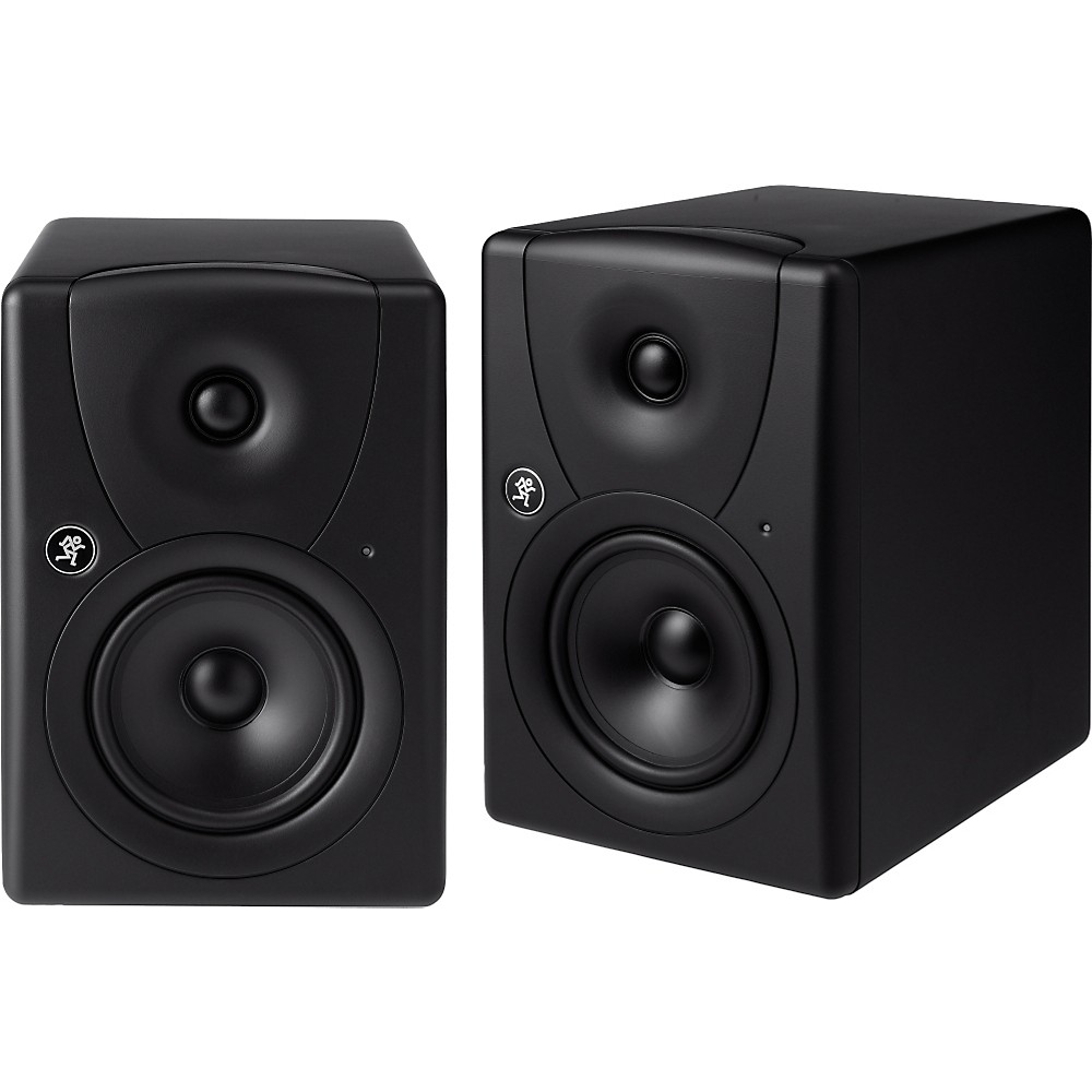 Mackie MR5 Reference Monitor Pair