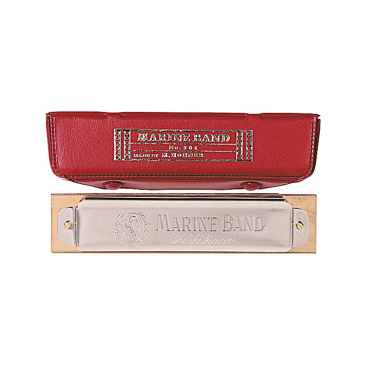 Hohner 364/24 Marine Band Harmonica Key of C