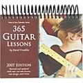Note-a-Day 365 Guitar Lessons 2007 Calendar thumbnail