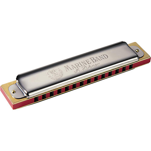 Hohner 365 Marine Band Harmonica Key of C