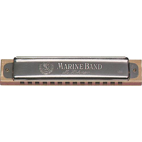 Hohner 365 Steve Baker Special Harmonica Key of C