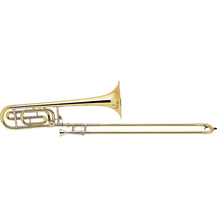 Bach36B Stradivarius Series TromboneLacquerGold Brass Bell Lightweight Slide