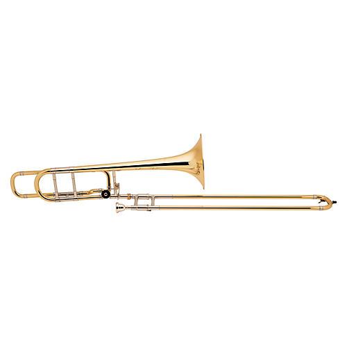 Bach 36BO Stradivarius Series Trombone Lacquer Gold Brass Bell Lightweight Slide