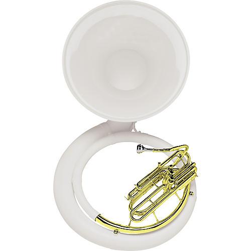Conn 36K Series Fiberglass BBb Sousaphone 36K Instrument Only