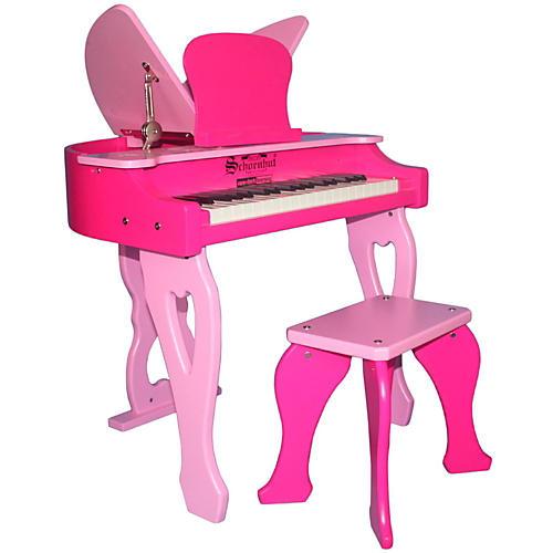 Schoenhut 37 Key Electronic Butterfly Pink