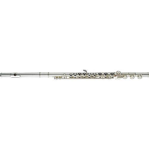 Yamaha 381 Series Intermediate Flute YFL-381H - B Foot