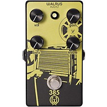 Open BoxWalrus Audio 385 Overdrive Effects Pedal