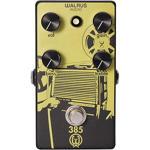 Walrus Audio 385 Overdrive Effects Pedal-thumbnail