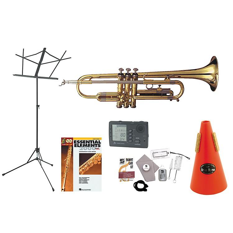 Getzen390 Beginner Student Trumpet Bundle
