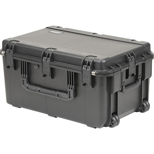 SKB 3I-2918-14B - Military Standard Waterproof Case with Wheels Empty
