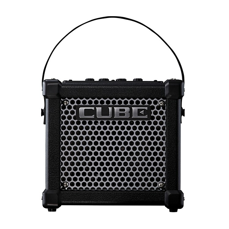 Roland3W 1x5 Battery Powered Guitar Combo AmpBlack