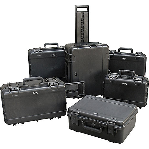 SKB 3i-0907-4B-C Mil-Standard Waterproof Case