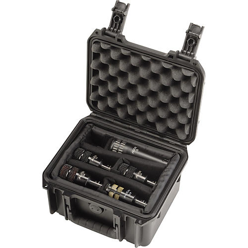 SKB 3i-0907 Mil-Standard Waterproof Rolling Case 6 in. Deep