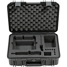 SKB 3i-1711-SEW Sennheiser EW Wireless Microphone Case