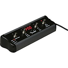 Open BoxFender 4-Button Footswitch for Mustang Amps
