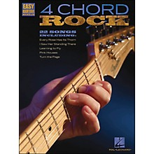 Hal Leonard 4 Chord Rock - Easy Guitar with Tab