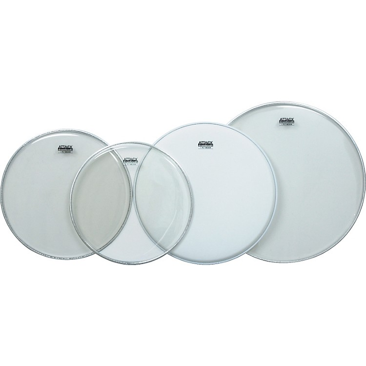 Attack4-Pack Drumheads