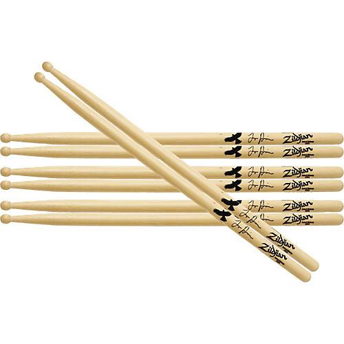 Zildjian 4 Pair Taylor Hawkins Drumsticks