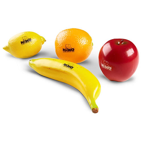 Nino 4-Piece Botany Shaker Fruit Assortment