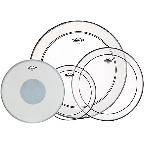 Remo 4-Piece Drumhead Pack-thumbnail