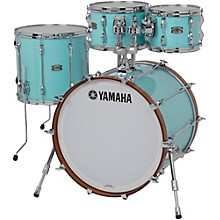 Yamaha 4-Piece Recording Custom Shell Pack Surf Green