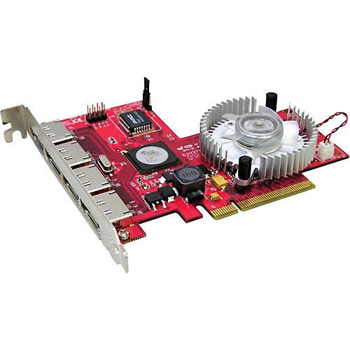 Lacie 4-Port eSATA II PCI ExpressCard 3GB
