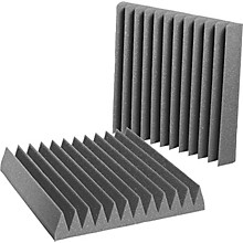 "Auralex 4"" Studiofoam Wedge 2'x2'x4"" Panels (6 pack)"