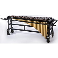 Tama Marching 4.3 MARIMBA W/SYNTHETIC BARS & FIELD CART