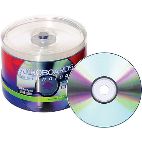 Taiyo Yuden 4.7GB DVD-R, 16X, Silver Thermal, 100 Disc Spindle-thumbnail